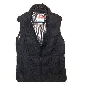 Black Columbia Puffer Vest